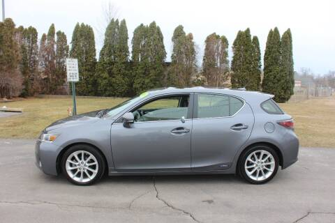 2013 Lexus CT 200h for sale at D & B Auto Sales LLC in Washington Township MI