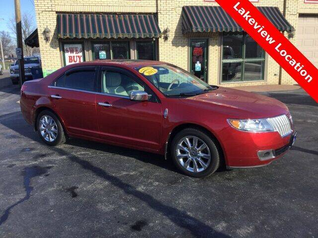 2012 Lincoln MKZ for sale at Austins At The Lake in Lakeview OH