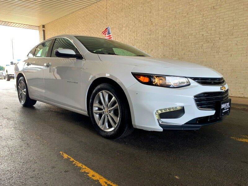 2018 Chevrolet Malibu for sale at DRIVEPROS® in Charles Town WV