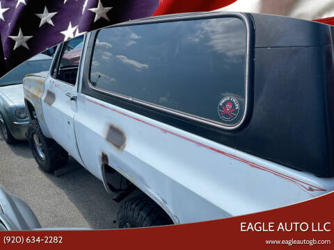 1986 Chevrolet Blazer for sale at Eagle Auto LLC in Green Bay WI