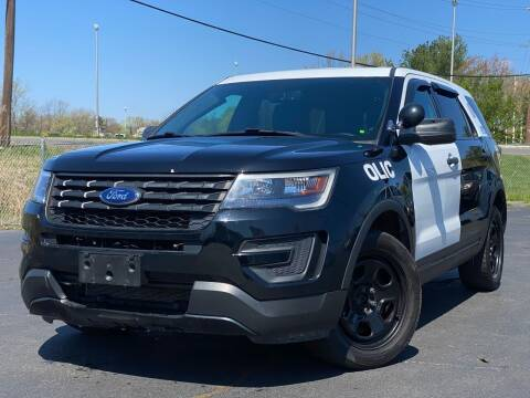 2017 Ford Explorer for sale at MAGIC AUTO SALES in Little Ferry NJ