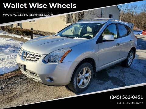 2010 Nissan Rogue for sale at Wallet Wise Wheels in Montgomery NY