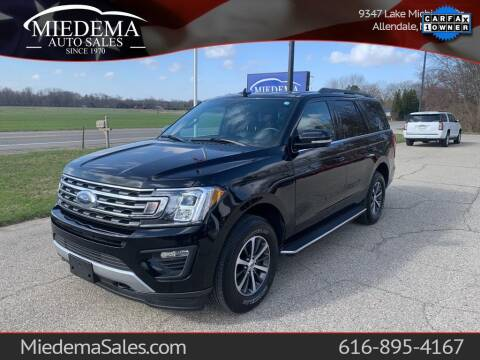 2019 Ford Expedition for sale at Miedema Auto Sales in Allendale MI