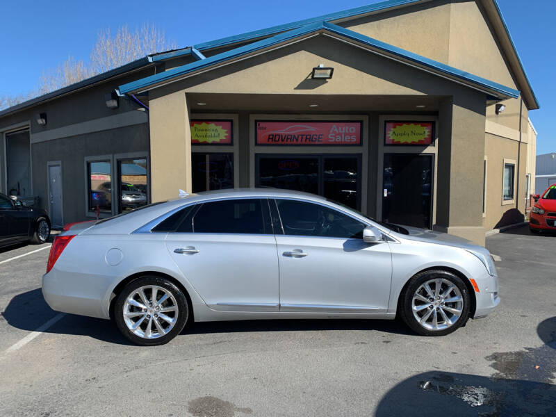 2014 Cadillac XTS for sale at Advantage Auto Sales in Garden City ID