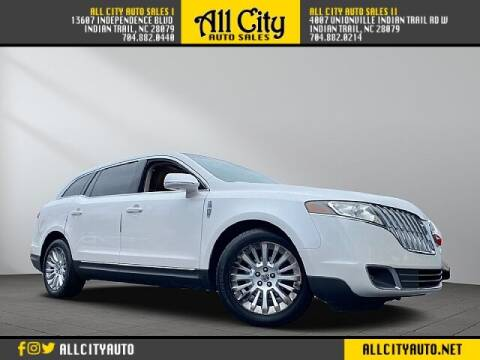 2011 Lincoln MKT for sale at All City Auto Sales II in Indian Trail NC