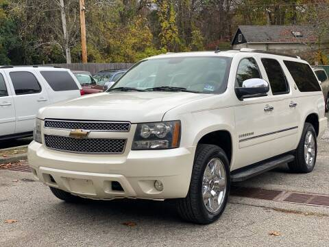 2010 Chevrolet Suburban for sale at AMA Auto Sales LLC in Ringwood NJ
