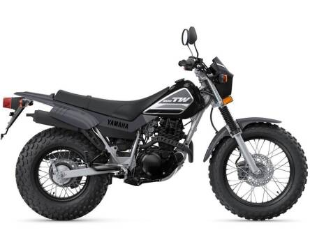 2022 Yamaha TW200 for sale at Honda West in Dickinson ND