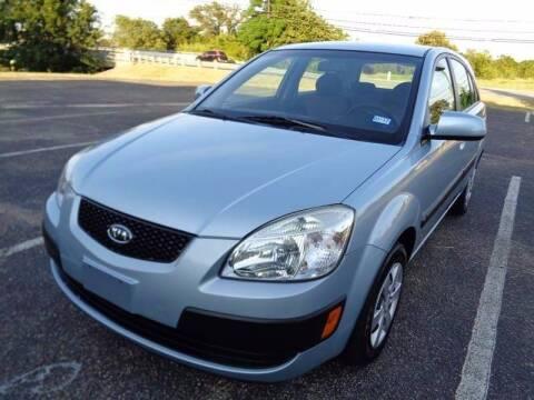 2009 Kia Rio5 for sale at K Town Auto in Killeen TX