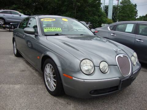 2006 Jaguar S-Type for sale at Easy Ride Auto Sales Inc in Chester VA