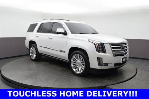 2016 Cadillac Escalade for sale at M & I Imports in Highland Park IL