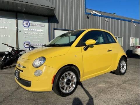 2012 FIAT 500 for sale at Chehalis Auto Center in Chehalis WA