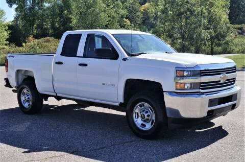 2015 Chevrolet Silverado 2500HD for sale at KA Commercial Trucks, LLC in Dassel MN