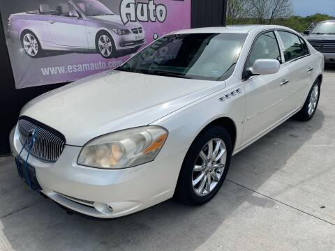 2007 Buick Lucerne for sale at Euro Auto in Overland Park KS