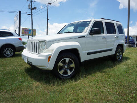 2008 Jeep Liberty for sale at CHAPARRAL USED CARS in Piney Flats TN