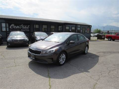 2017 Kia Forte for sale at Central Auto in South Salt Lake UT