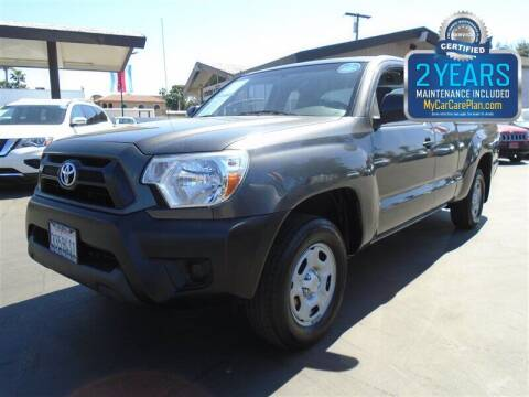 2015 Toyota Tacoma for sale at Centre City Motors in Escondido CA
