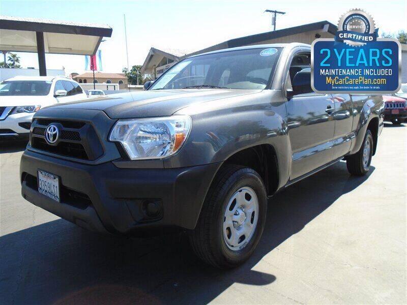 2015 Toyota Tacoma for sale at Centre City Motors in Escondido CA