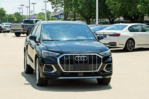 2020 Audi Q3 for sale at Silver Star Motorcars in Dallas TX