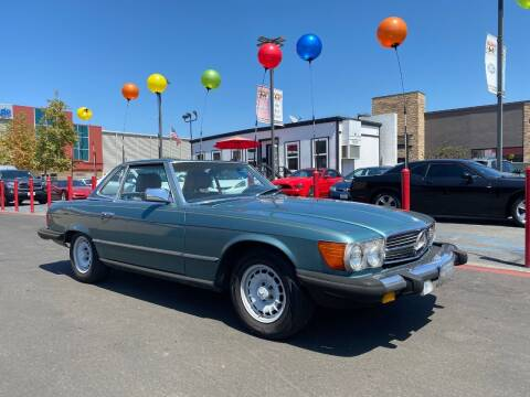 1985 Mercedes-Benz 380-Class for sale at MILLENNIUM CARS in San Diego CA
