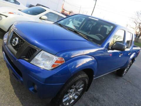 2012 Nissan Frontier for sale at US Auto in Pennsauken NJ