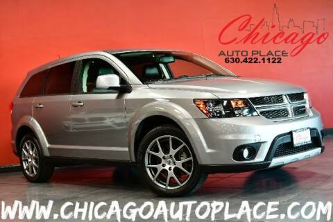 2018 Dodge Journey for sale at Chicago Auto Place in Bensenville IL