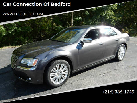2013 Chrysler 300 for sale at Car Connection of Bedford in Bedford OH