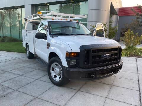 2008 Ford F-350 Super Duty for sale at Top Motors in San Jose CA