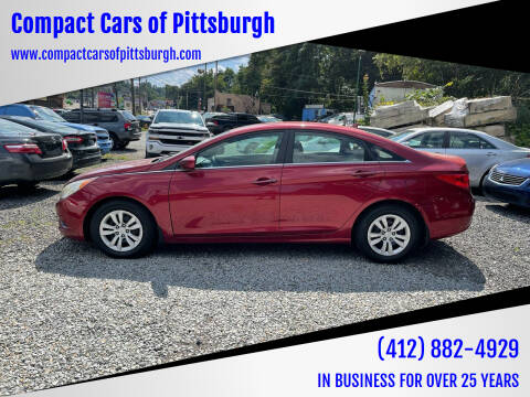 2011 Hyundai Sonata for sale at Compact Cars of Pittsburgh in Pittsburgh PA