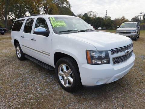 2011 Chevrolet Suburban for sale at BLUE RIBBON MOTORS in Baton Rouge LA