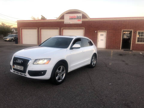 2010 Audi Q5 for sale at Family Auto Finance OKC LLC in Oklahoma City OK