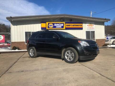 2013 Chevrolet Equinox for sale at BARD'S AUTO SALES in Needmore PA