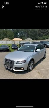 2009 Audi A4 for sale at Auto Legend Inc in Linden NJ