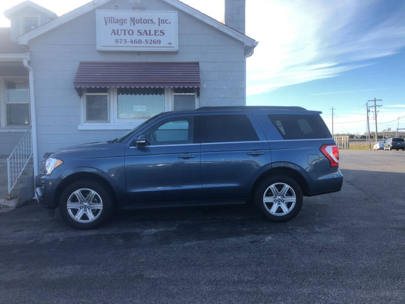 2019 Ford Expedition for sale at Village Motors in Sullivan MO