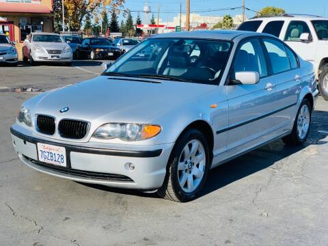 2004 BMW 3 Series for sale at United Star Motors in Sacramento CA