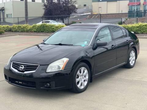 2008 Nissan Maxima for sale at South Tacoma Motors Inc in Tacoma WA
