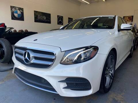 2017 Mercedes-Benz E-Class for sale at GCR MOTORSPORTS in Hollywood FL