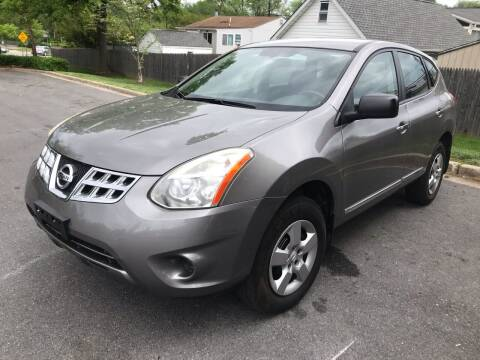 2012 Nissan Rogue for sale at CARDEPOT AUTO SALES LLC in Hyattsville MD