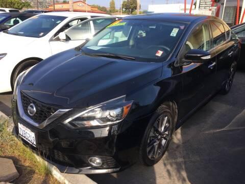 2016 Nissan Sentra for sale at Auto Max of Ventura in Ventura CA