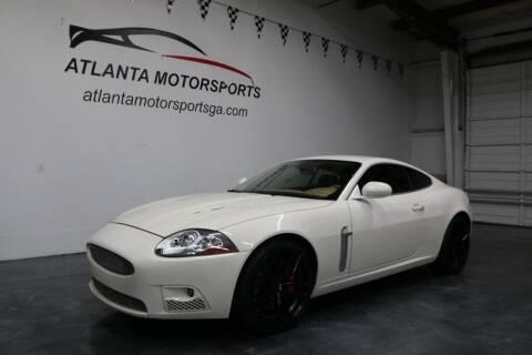 2007 Jaguar XK-Series for sale at Atlanta Motorsports in Roswell GA