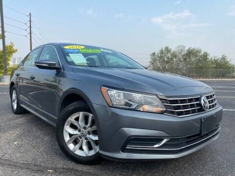 2016 Volkswagen Passat for sale at UNITED Automotive in Denver CO