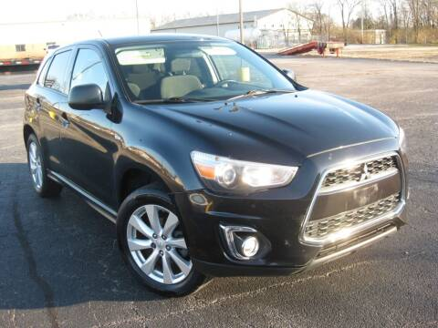 2014 Mitsubishi Outlander Sport for sale at Pre-Owned Imports in Pekin IL