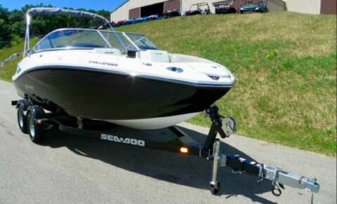 2011 Sea-Doo 210 Challenger SE for sale at R & R Motors in Queensbury NY