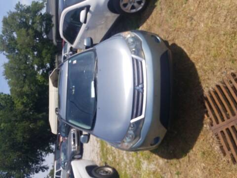 2007 Mitsubishi Outlander for sale at Wally's Cars ,LLC. in Morehead City NC