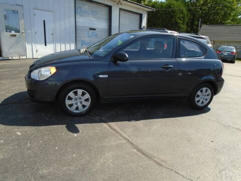 2009 Hyundai Accent for sale at NORTHLAND AUTO SALES in Dale WI