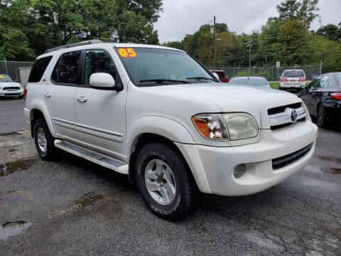 2005 Toyota Sequoia for sale at Import Plus Auto Sales in Norcross GA