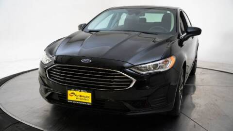 2019 Ford Fusion for sale at AUTOMAXX MAIN in Orem UT