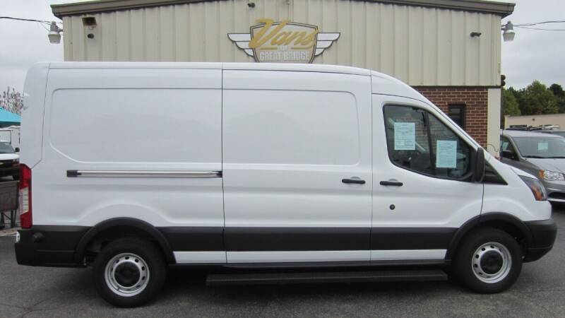 2019 Ford Transit Cargo for sale at Vans Of Great Bridge in Chesapeake VA