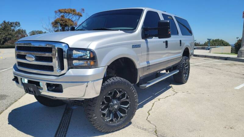 2005 Ford Excursion for sale at L.A. Vice Motors in San Pedro CA