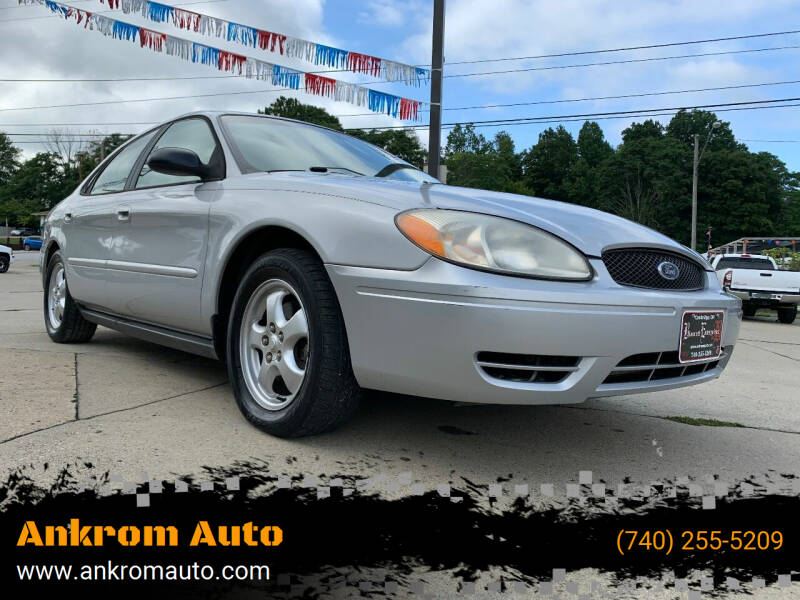2006 Ford Taurus for sale at Ankrom Auto in Cambridge OH