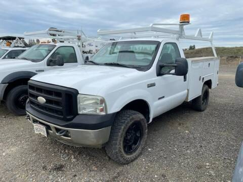 2006 Ford F-350 Super Duty for sale at California Diversified Venture in Livermore CA
